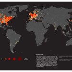 Zombie Map of the World, anyone?