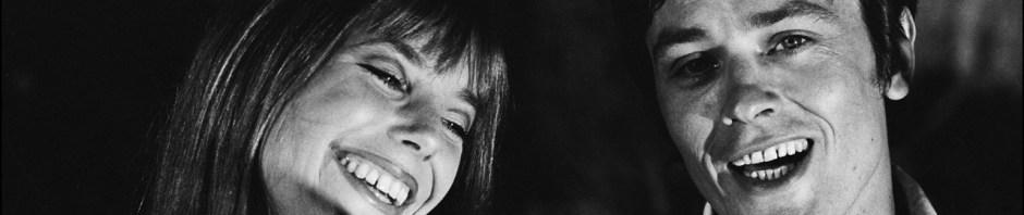 La piscine: The girl and the seductor (Jane Birkin, Alain Delon)