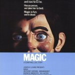 Magic (film, 1978). Poster.