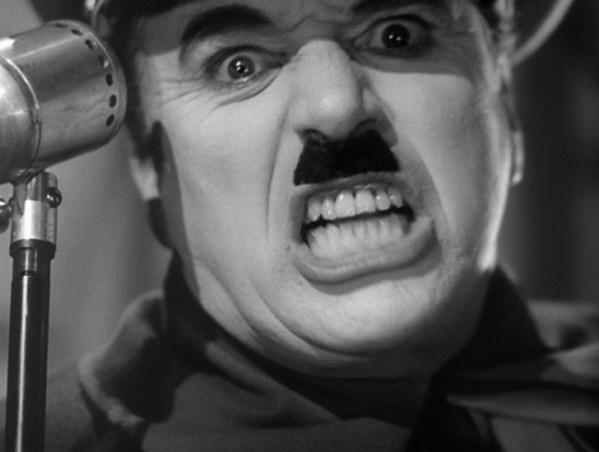 Der große Diktator. Screeshot