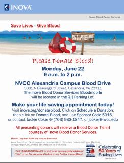 NOVA Blood Drive