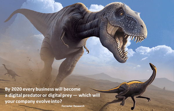 Is Your Organization a Digital Predator or Digital Prey?