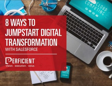 Digital Transformation with Salesforce guide