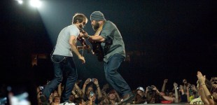 The Zac Brown Band at the Peoria Civic Center