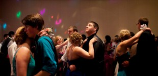 Prom night at the Peoria Civic Center