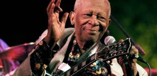 A homecoming for blues guitar legend B.B. King