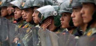 Anti-Japanese protests in China turn violent