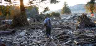Massive, deadly landslide ravages Washington countryside