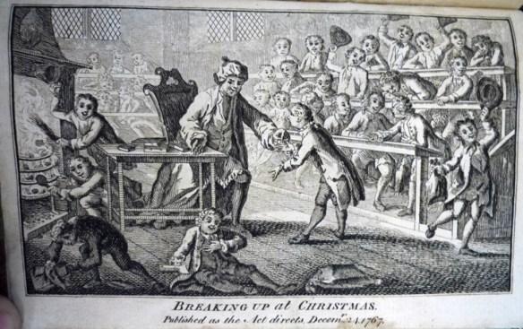 Frontispiece: Christmas Holidays