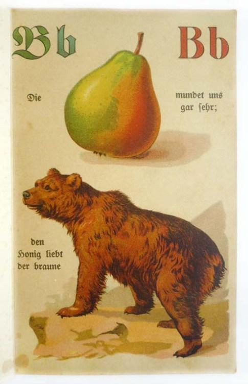 pearsandbears