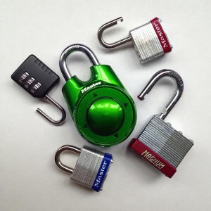 secure and insecure locks
