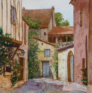 French Hamlet, by Sue Bennett