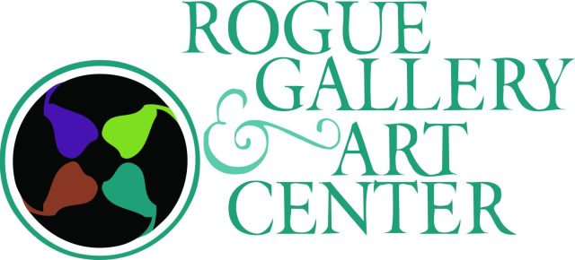 Rogue Gallery and Art Center logo