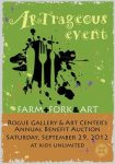 rgac ARTrageous Farm + Fork & Art Benefit Auction