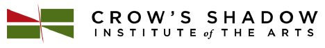 Crow's Shadow Institute for the Arts logo