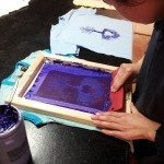 Screen Printing with Laura Zukowski