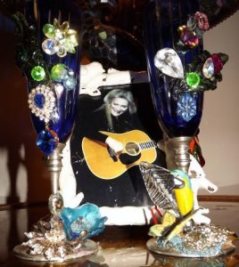 Fan Gifts for Judy Collins  by Wendy Gell