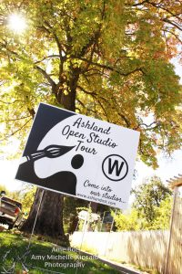 2015 Second Annual Ashland Open Studio Tour