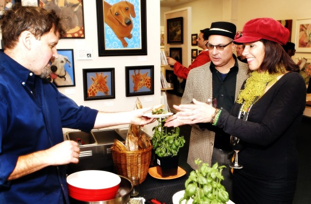 Ashland Gallery Association Exhibits - April 2016 : A Taste of Ashland 1