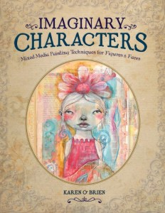 Imaginary Characters book cover, by Karen O'Brien