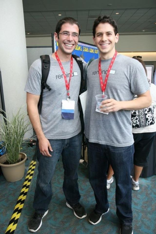 Brett and David Kopf
