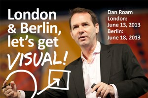 Dan Roam London & Berlin