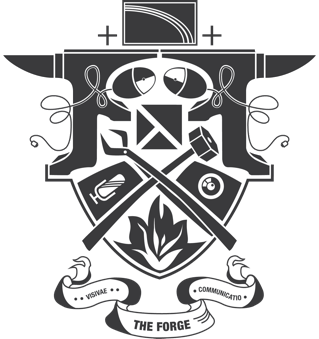 The Forge Crest