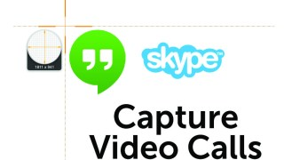 Capture video calls with Camtasia and Snagit