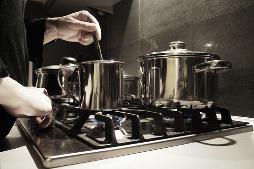 contaminación generada por cocinas