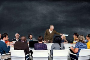 Debates socráticos em sala