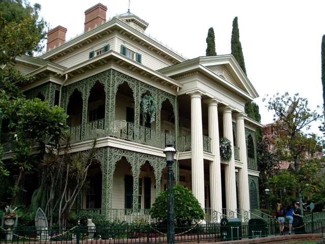 Photo of Disneyland Haunted Mansion