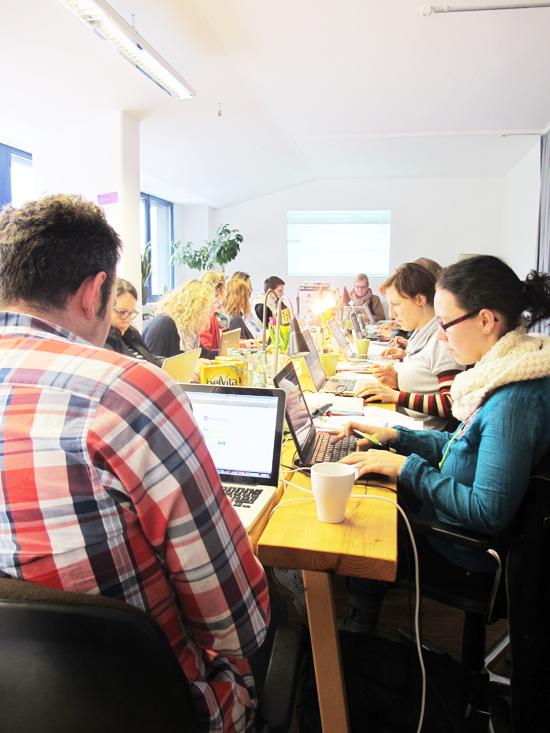 BLOGST WordPress Köln Seitenwechsel 23qm Stil betahaus