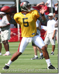 Tampa Bay Buccaneers–Is Josh Freeman Getting Shafted Publicly?