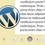 pagination split wordpress posts