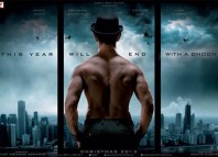 Top grossers of Bollywood - Dhoom 3 at Top