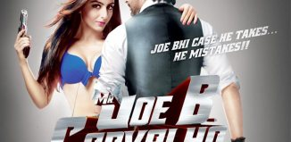 Mr. Joe B Carvalho poster