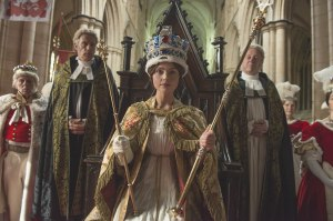 Good Morning Britain Goes BTS on 'Victoria' With Jenna Coleman and Eve Myles