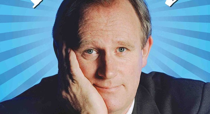 Peter Davison's Autobiography Out October Read More About It In DMW #503