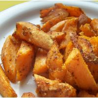 Pan Fried Sweet Potatoes Recipe