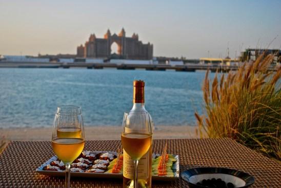 View of Atlantis in Dubai