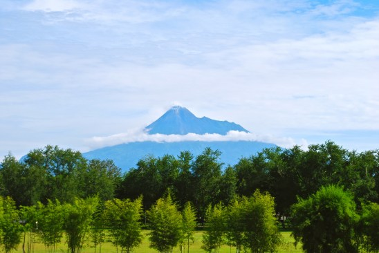 Mt. Merapi, Indonesia