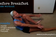 Before Breakfast Anywhere Workout
