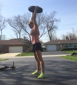 Postpartum Fitness After Baby Number Two
