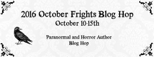 Blogs dedicated to the horror genre in keeping with Halloween. Prizes available!