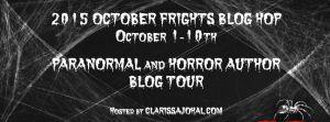 OctoberHalloween blog hop SPIDER Banner