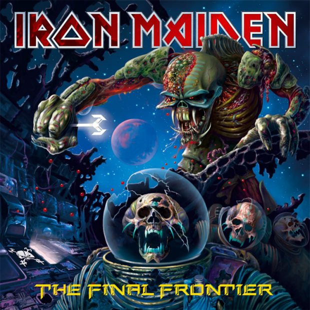 "Iron maiden cover 2010 ""The Final Frontier"""