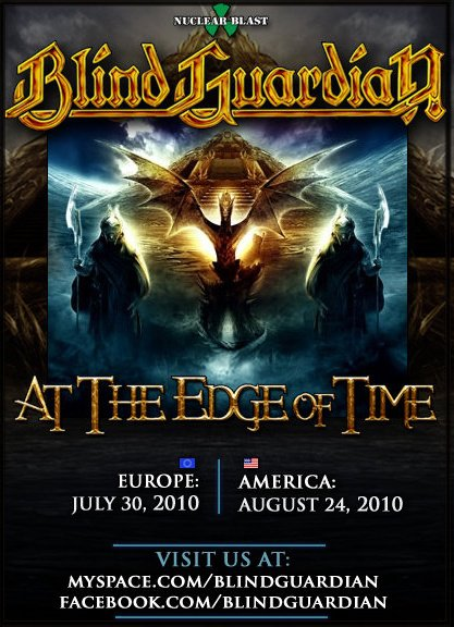 blind guardian album 2010