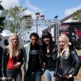 Voici la suite des interview de Bloody Blackbird au Hellfest 2011 avec le groupe Crucified Barbara. Interview par le rédacteur Abdou Bourkia On a rencontré ce groupe suédois de Stockholm...