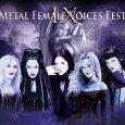 Napalm Records a publié un teaser du Metal Female Voices Festival (MFVF) 2011. Celui-ci aura lieu en Belgique (OKTOBERHALLEN) du 21 au 23 Octobre 2011. Les groupes présents seront les...