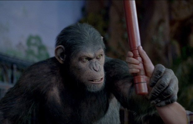 Rise of the Planet of the Apes - 3